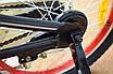 """Алюминиевый детский велосипед 18"""" Ardis Space NO.1, фото 10"""