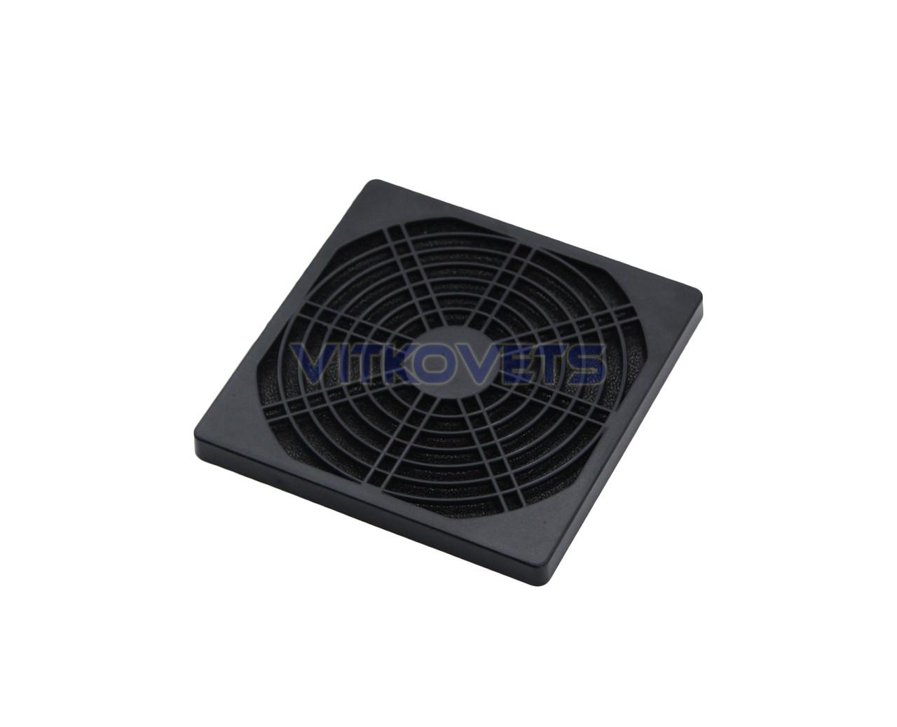 Решетка с фильтром STFL120 для вентилятора 120х120мм