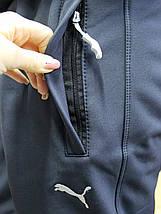 Мужские спортивные термо - штаны Puma, фото 3