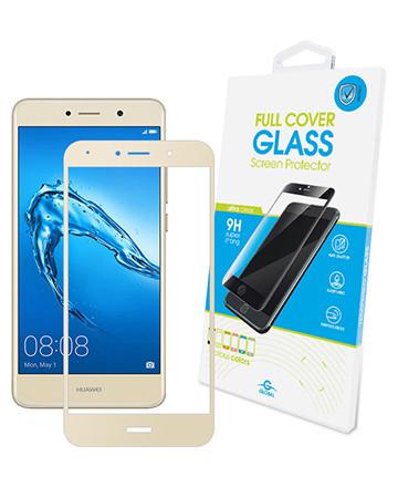 Защитное стекло Global Huawei Y7 2017 Full-Screen Gold (1283126480430)