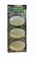 Рецепт природи Крем-мило туалетне косметичне Конвалія  планшет 3*100г