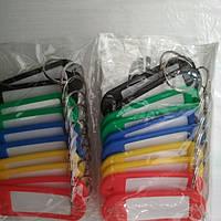 Бирки на ключи(упаковка - 10     штук), фото 1