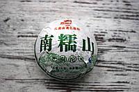 Китайский чай шэн(шен) пуэр(пуер) , зеленый, классический вариант точа 100грамм
