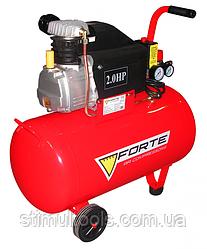Повітряний компресор Forte FL 50