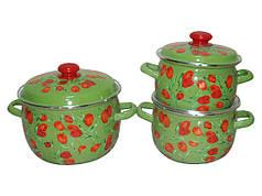 Набір посуду Idilia 3 предм. Фанфан тюльпан (308437)
