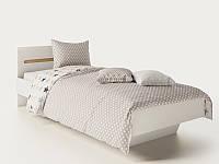 Кровать Бьянко 90х200 (Світ Меблів)