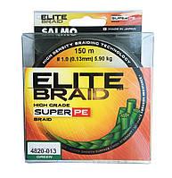 Шнур риболовлі Salmo Elite Braid Green 125м/0.11, 0.15, 0.17 мм