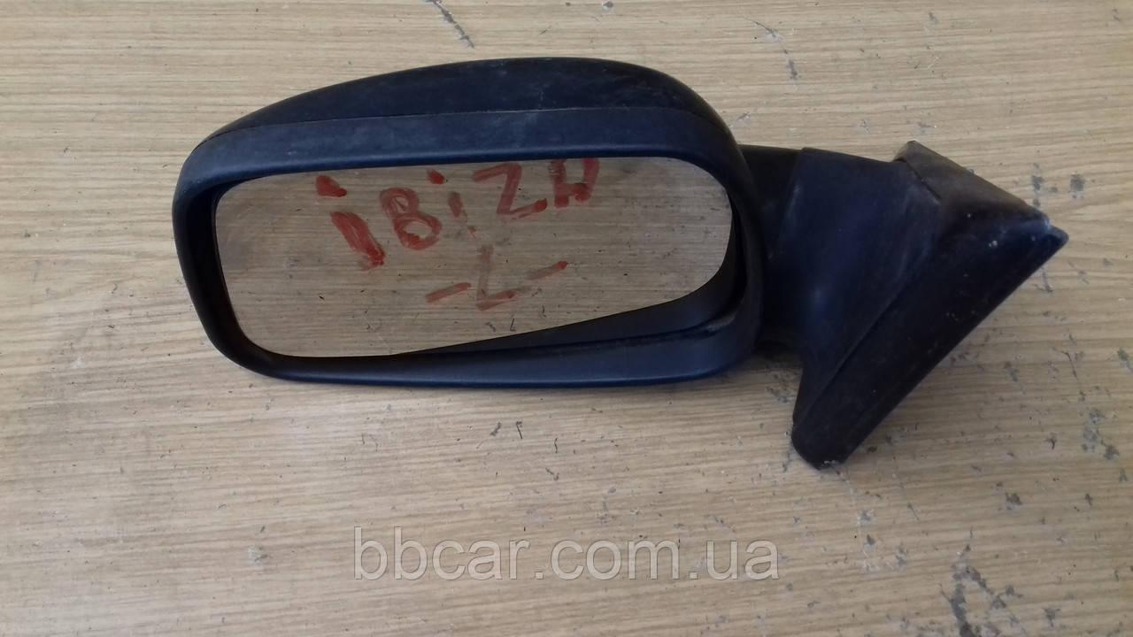 Автодзеркало Seat Ibiza  механічне 010063 ( L )