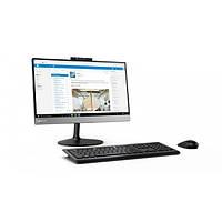 ПК-моноблок Lenovo V410z 21.5FHD AG/Intel i5-7400T/8/1TB/DVD/HD630/BT/WiFi/NoOS/KB&M/Black