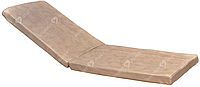 Матрас двухсекц. 80мм с дезпокрытием МД-2 (с дышащим покрытием МД-2м), 1900*750*80.