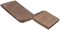 Матрас трехсекц. 80мм с дезпокрытием МД-3 (с дышащим покрытием МД-3м), 1900*750*80.