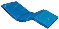 Матрас четырехсекц. 80мм с дезпокрытием МД-4 (с дышащим покрытием МД-4м), 1900*750*80.