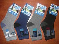 Детские махровые термо носочки Алия. р. 36-41. Мальчик , фото 1