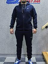 Мужской утепленный спортивный костюм Nike Турция реплика, фото 2