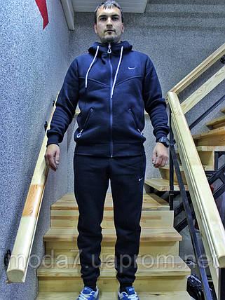 0d499257 Мужской утепленный спортивный костюм Nike(Индонезия) реплика, ...