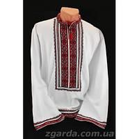 Народная мужская вышиванка (воротник 38-45)