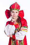 Детский карнавальный костюм для девочки Аленушка 110-152р, фото 2