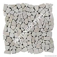Мозаїка Стар.Валт. ОТ ПРОИЗВОДИТЕЛЯ!!!! МКР-ХСВ (хаотична) 6 мм Beige Mix