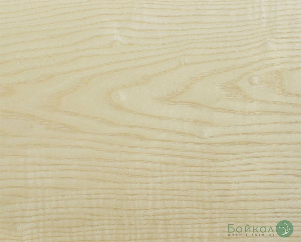 Шпон строганный Ясень Белый Европа 0,6 мм АВ 2,10 м+/10 см+