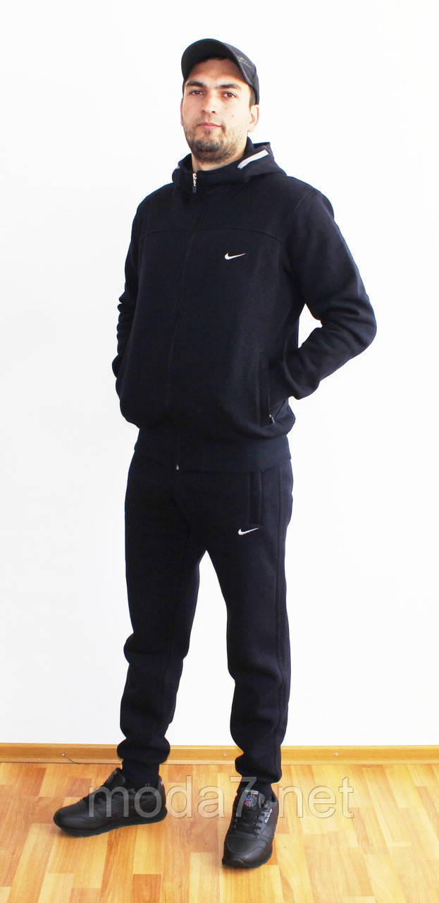 35832db4 Мужской утепленный спортивный костюм Nike(Индонезия) реплика ...
