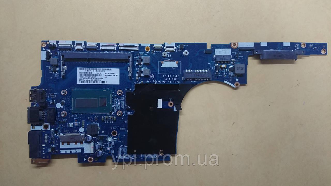 Материнская плата к ноутбуку Lenovo S440, LA-9761P, Rev:1.0, б/у