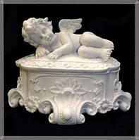 9260296 Ангел спящий шкатулка