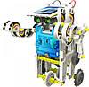 Робот-конструктор 14 в 1 на солнечной батарее, Solar Robot - Фото