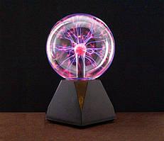 """9050009 Плазменный Шар - светильник """"Молния"""" Plasma Light электрический"""