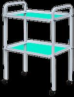 Столик инструментальный СИ-5, для размещения медицинских инструментов, 660*430*900 мм