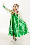 Детский карнавальный костюм для девочки Весна 110-140р, фото 2