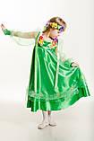 Детский карнавальный костюм для девочки Весна 110-140р, фото 3