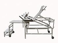 Кровать акушерская для родовспоможения КА-2 (типа Рахманова), 850*2000*1550 мм