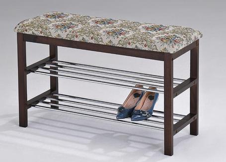 Подставки для обуви, скамейки с подставкой для обуви