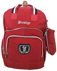 Рюкзак CFS с пеналом и отделом для ноутбука 38 х 30 х 19 см (86375)