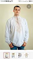 СБ-3. Вишита чоловіча блузка(вишиванка)