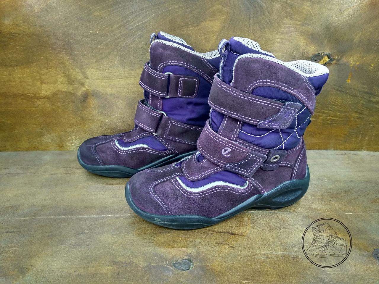 Ботиночки Ecco Gore-Tex (28 размер) бу