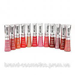 Набор блесков для губ L'Oreal Glam Shine Палитра В