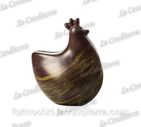 Пластиковая форма для шоколада MARTELLATO MAC615S (Курица)
