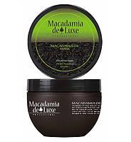 Питательная маска для волос с маслом макадамии De Luxe Professional Macadamia Oil Mask 500 ml