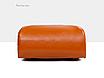 Рюкзак женский кожзам трансформер classik glamur Красный, фото 5