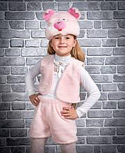Дитячий карнавальний костюм для хлопчика Хрюша