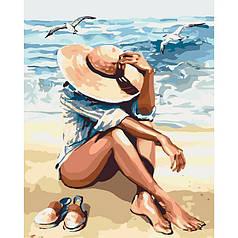 Картина по номерам Под пьянящим солнцем 40х50 см (KHO2698)