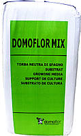 Торф'яний субстрат Домофлор мікс 20 / DOMOFLOR MIX 20 фракція 0-20 мм