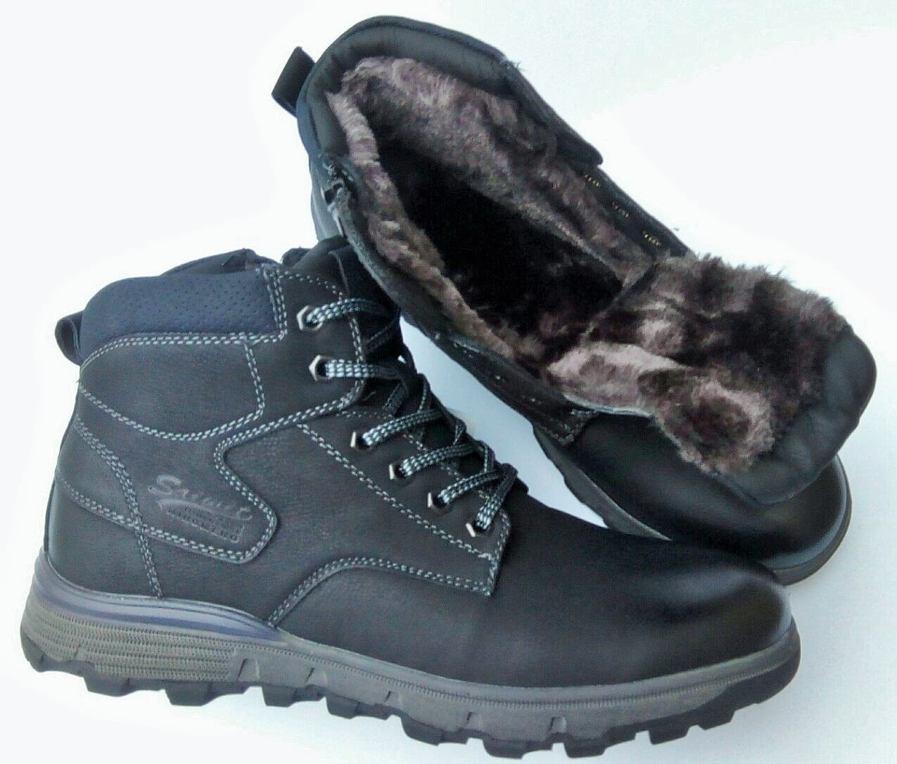 65555f64 Ботинки кроссовки зимние мужские р. 40, 41, 42, 43, 45, цена 985 грн ...