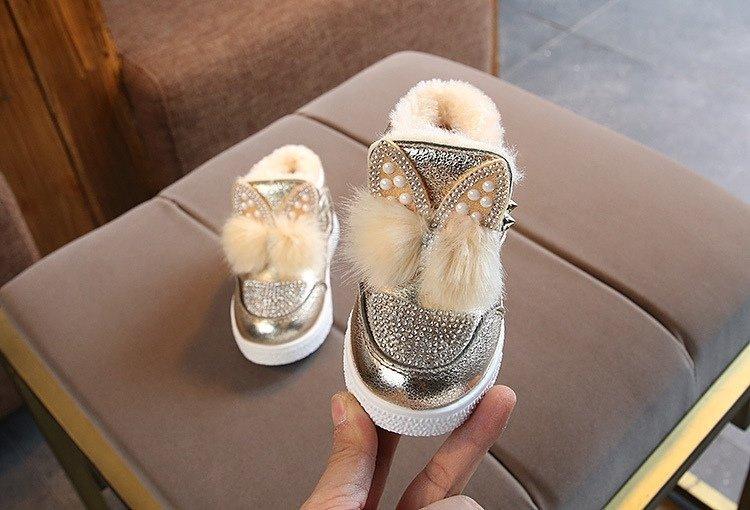 Красивые ботиночки р. 21-30 на меху