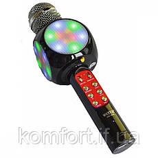 Беспроводной караоке микрофон WS-1816, фото 3