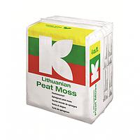 Торфяной субстрат KLASMANN Peat Moss fine - кислый 0-5мм