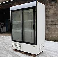 """Холодильная шкаф витрина """"JUKA Р1 - 1400 L"""" (Польша) 1400 л. Б/у, фото 1"""