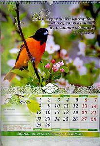 """Календар 2019 """"Добра звістка Святого Письма"""""""