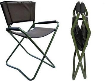Кресло складное Elektrostatyk (нагрузка до 100 кг) (F10)